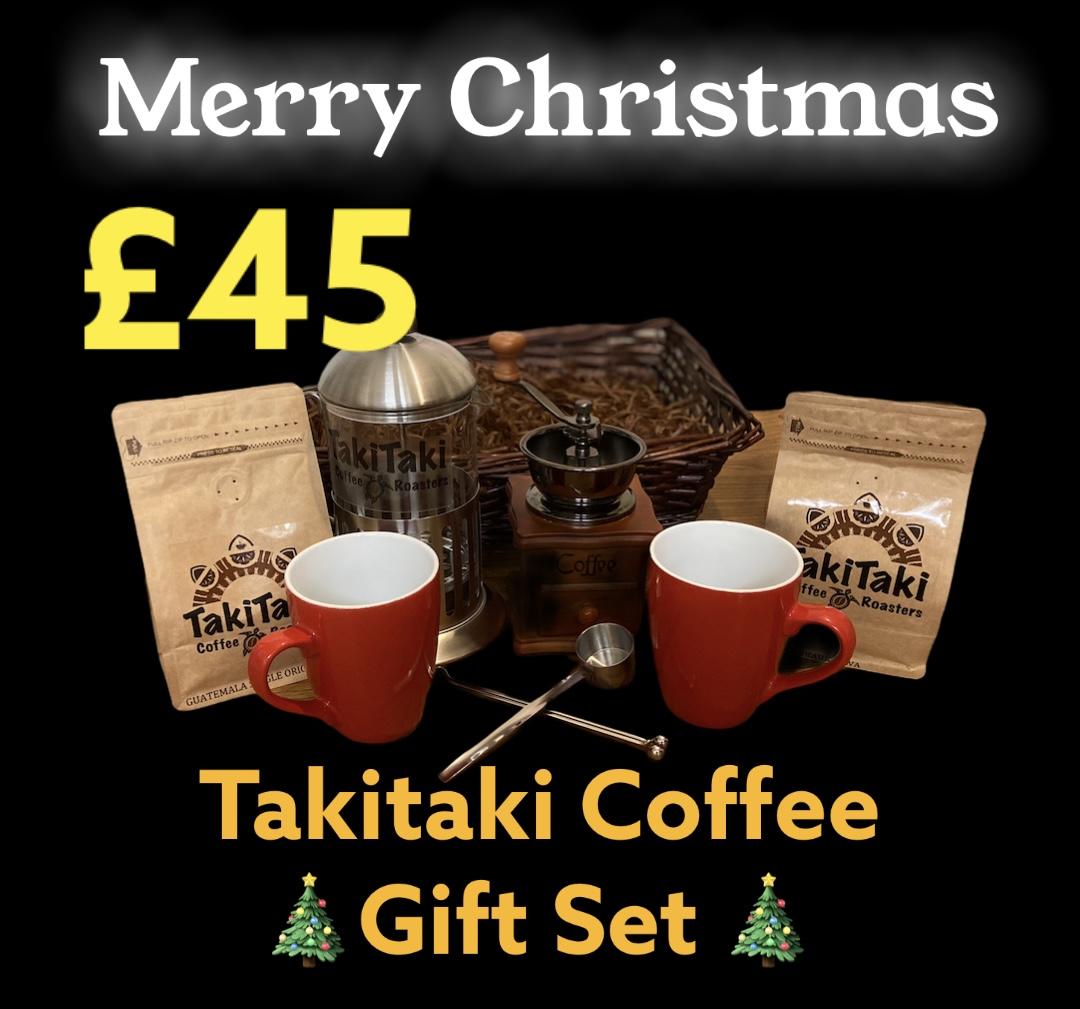 Takitaki Coffee Gift Set