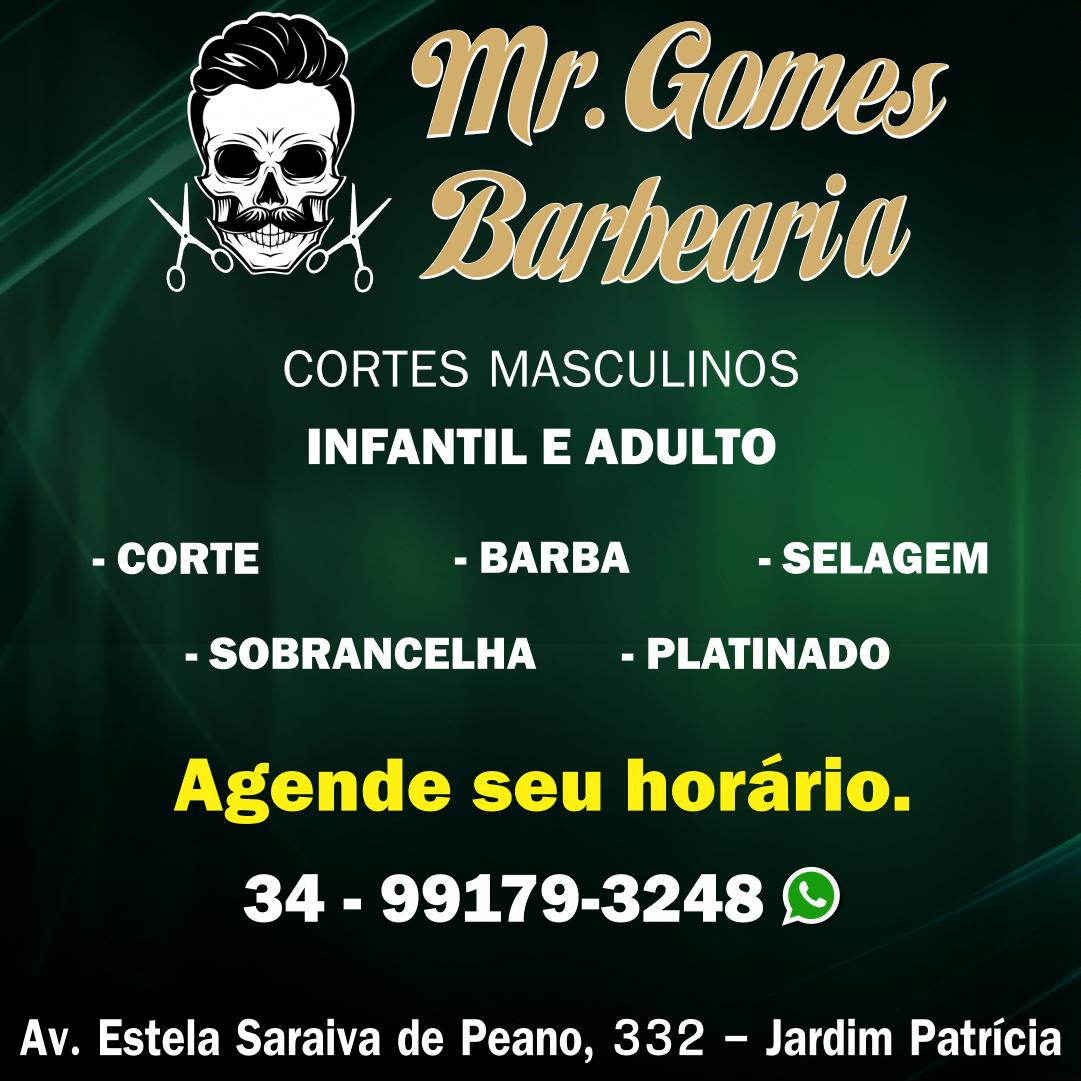 MR. GOMES BARBEARIA