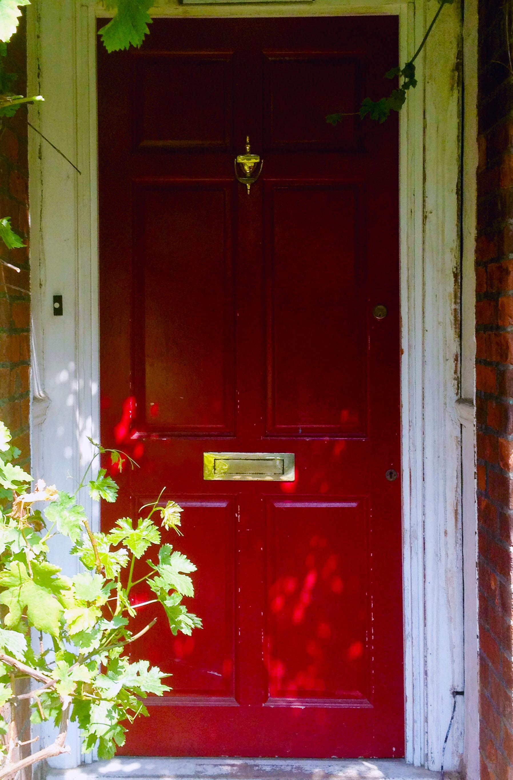Red Door Posters