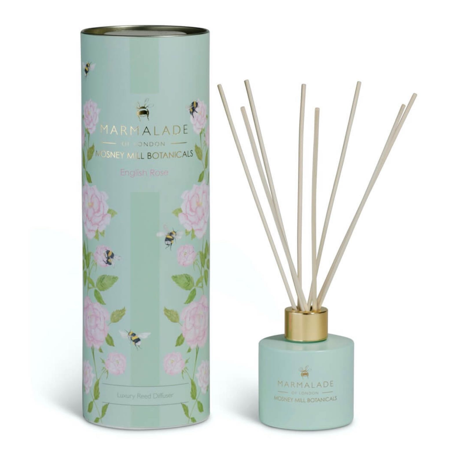 Mosney Mill English Rose Diffuser