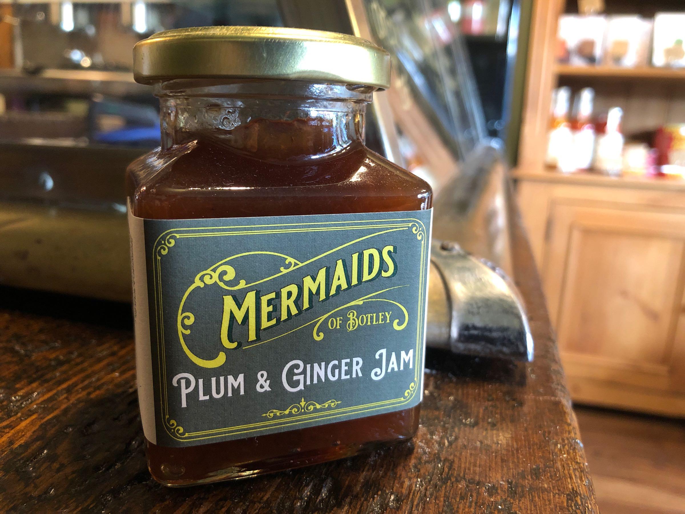 Plum&Ginger Jam