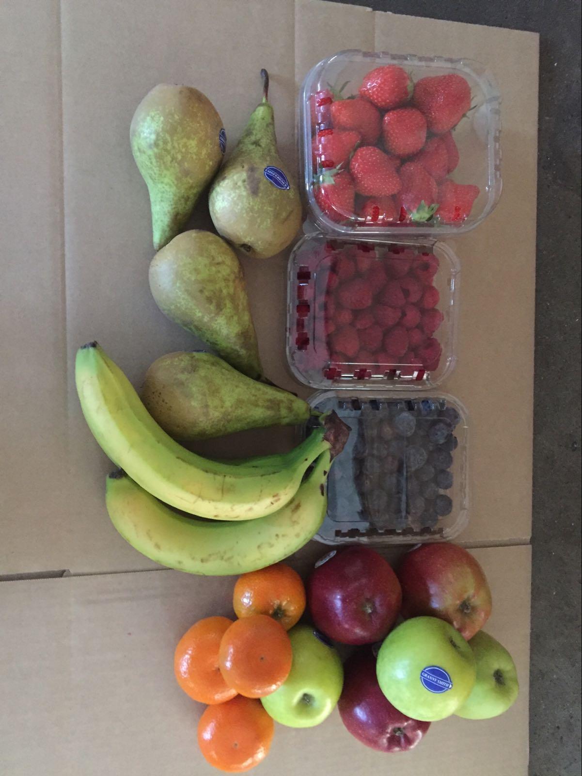 The TWA Fruit Box