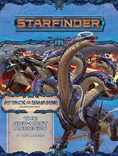 Starfinder Adventure Path: The God-Host Ascends
