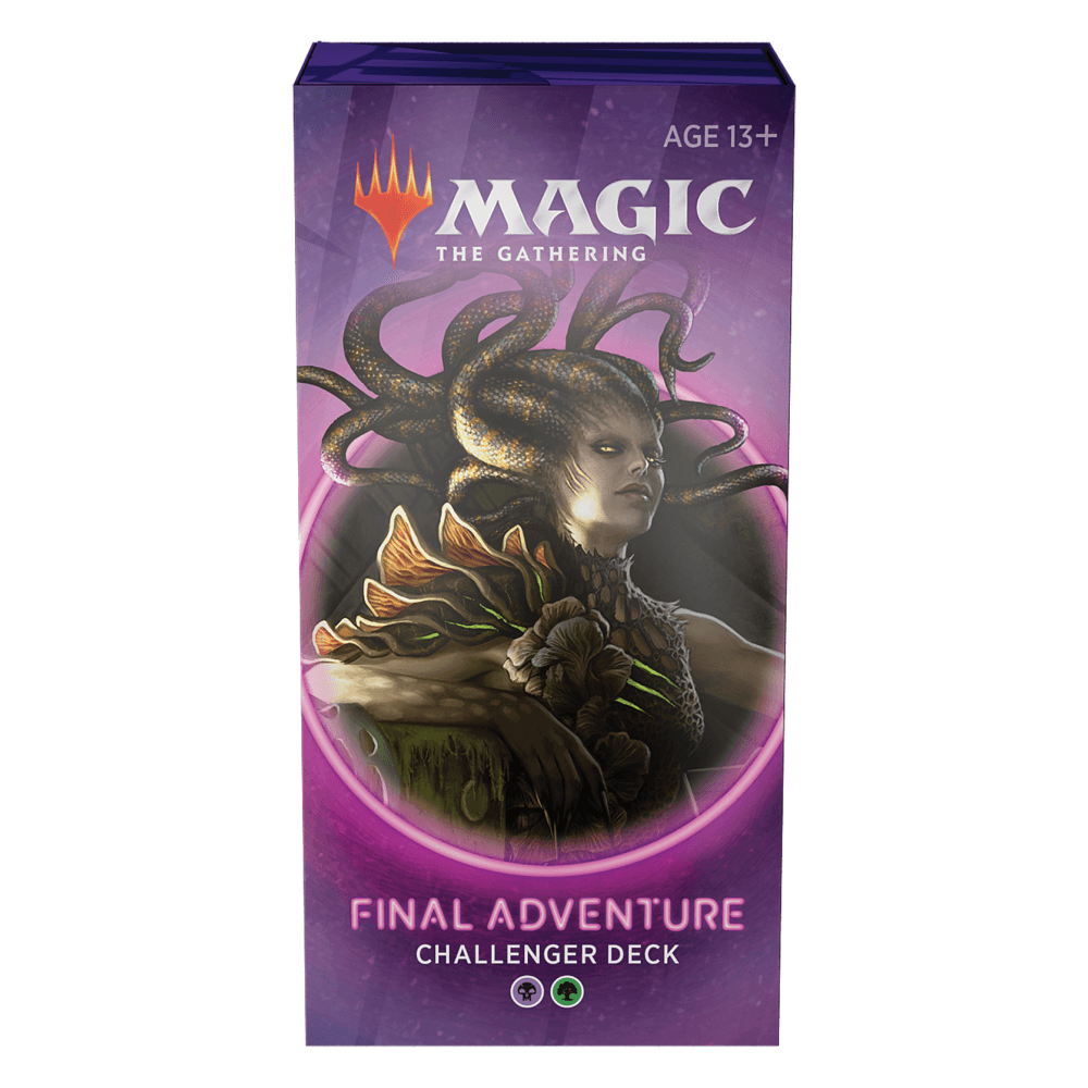 Challenger Deck 2020: Final Adventure