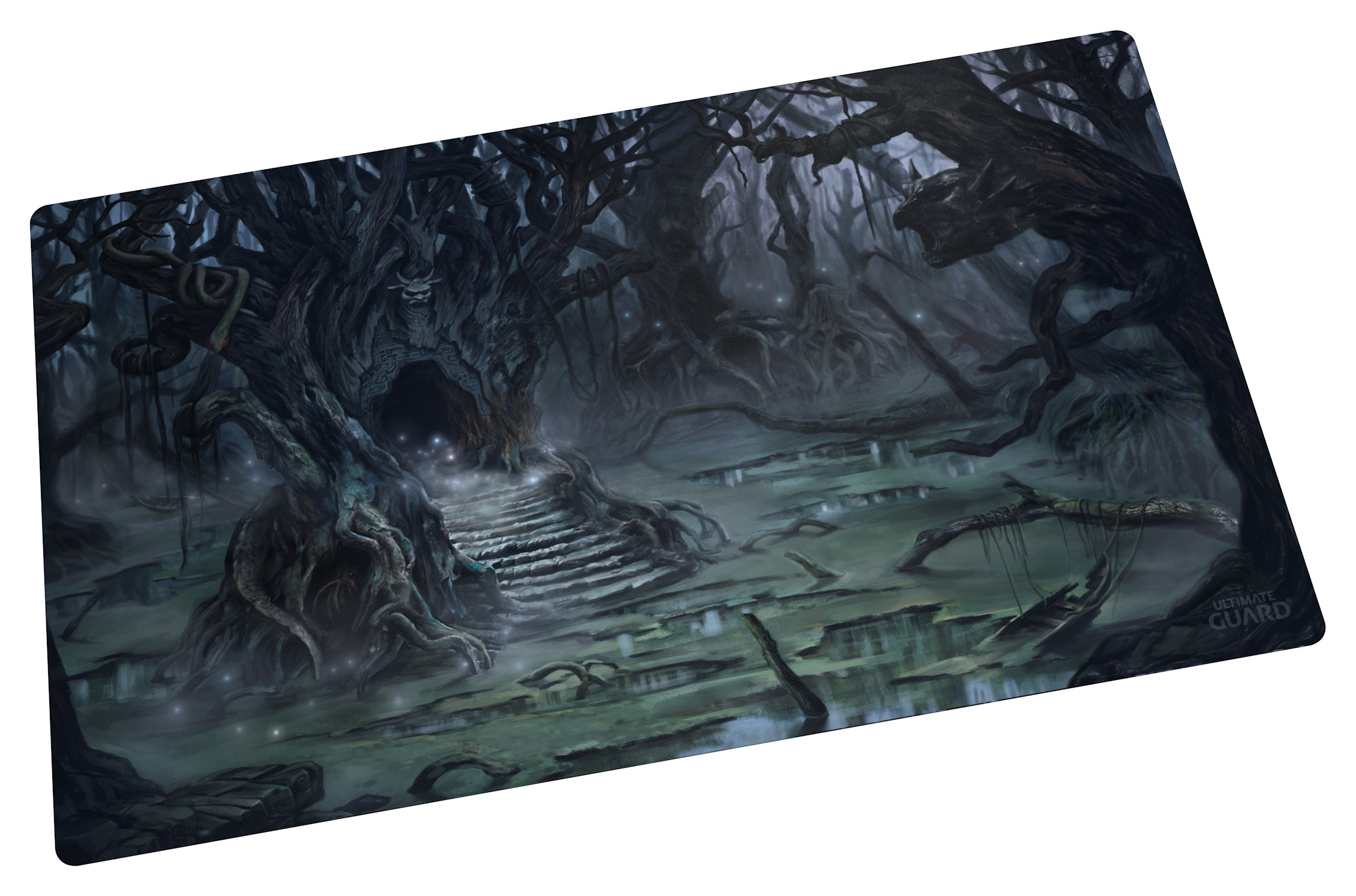 Ultimate Guard Lands Edition II Playmat - Swamp