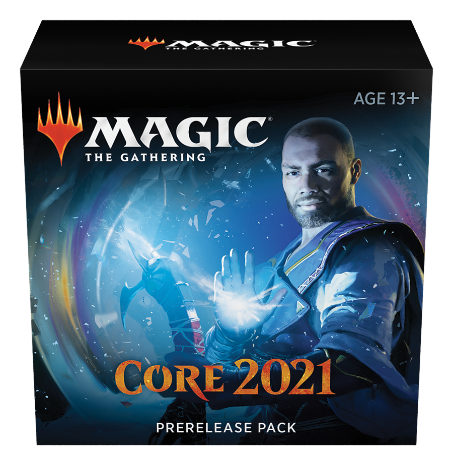 Core Set 2021 Pre-release Kit