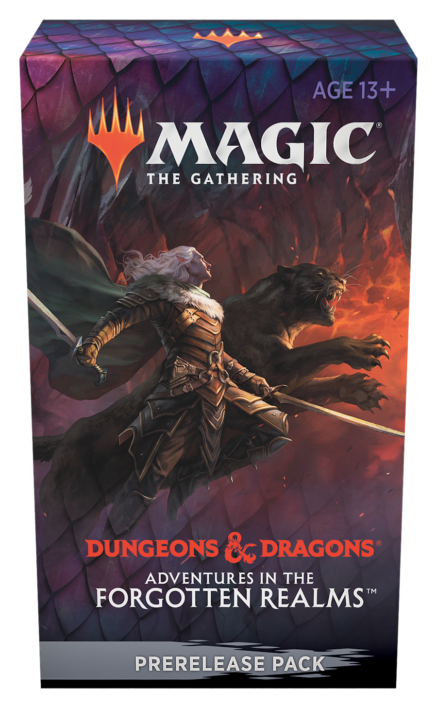 Adventures In the Forgotten Realms Prerelease Entry