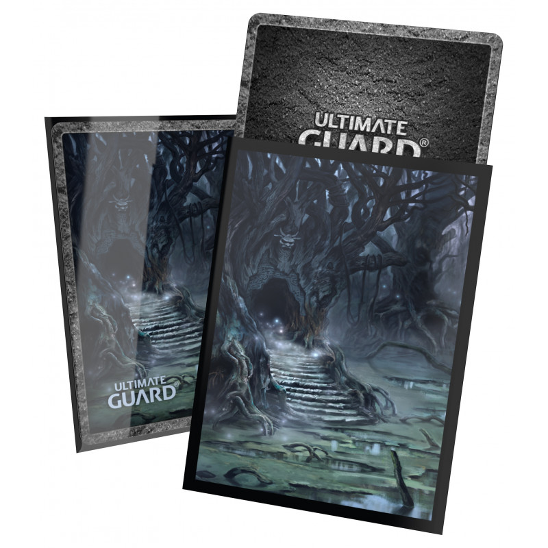 Ultimate Guard Lands Edition II Artwork Sleeves