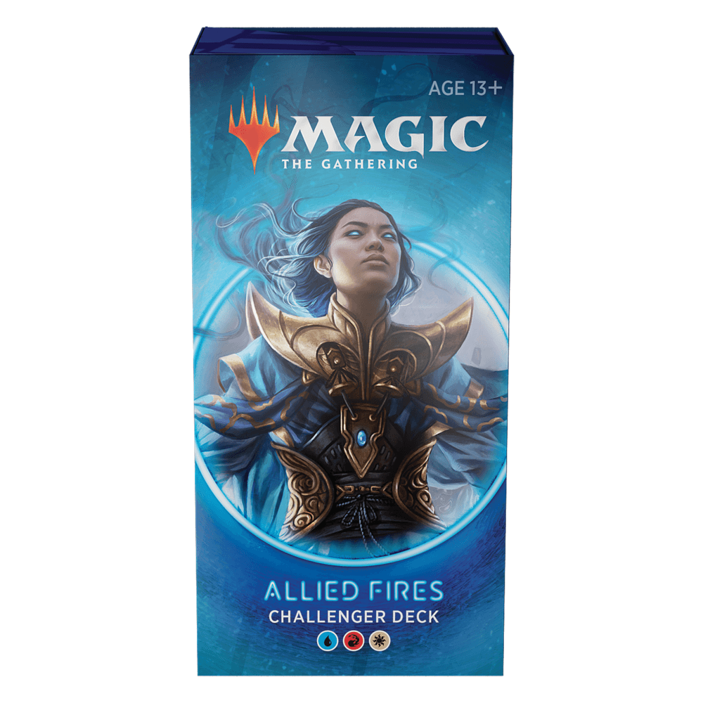 Challenger Deck 2020: Allied Fires