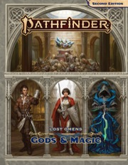 Pathfinder Lost Omens: Gods & Magic