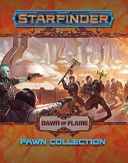 Starfinder: Dawn of Flame Pawn Collection