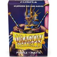 Dragon Shield - Purple - Japanese Size
