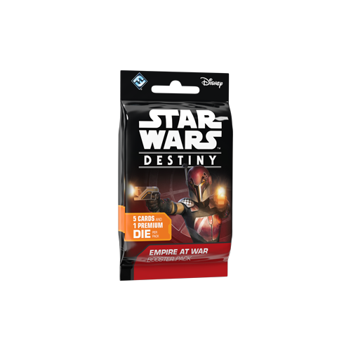 Star Wars Destiny Empire at War Booster