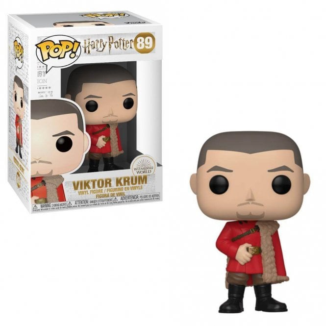 FUNKO POP! HARRY POTTER #89 VIKTOR KRUM (YULE BALL)