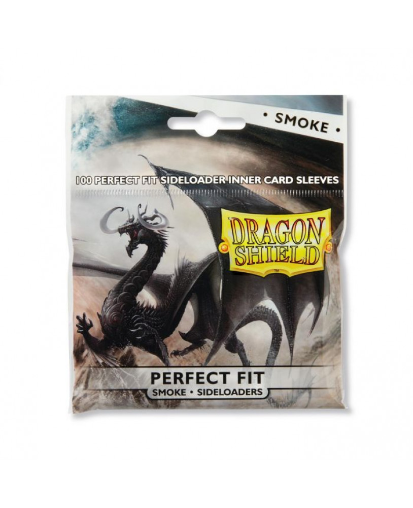 Dragon Shield: Perfect Fit : Smoke Sideloaders