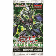 Yu-Gi-Oh Chaos Impact Boosters