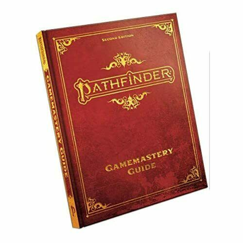 Pathfinder Gamemastery Guide­ (Second Edition) Hardback
