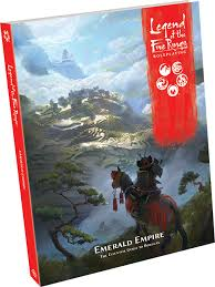 Legend of the 5 rings RPG: Emerald Empire