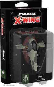 Slave 1 X-Wing Expansion Pack