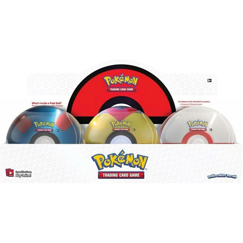 Pokeball Tins Series 16