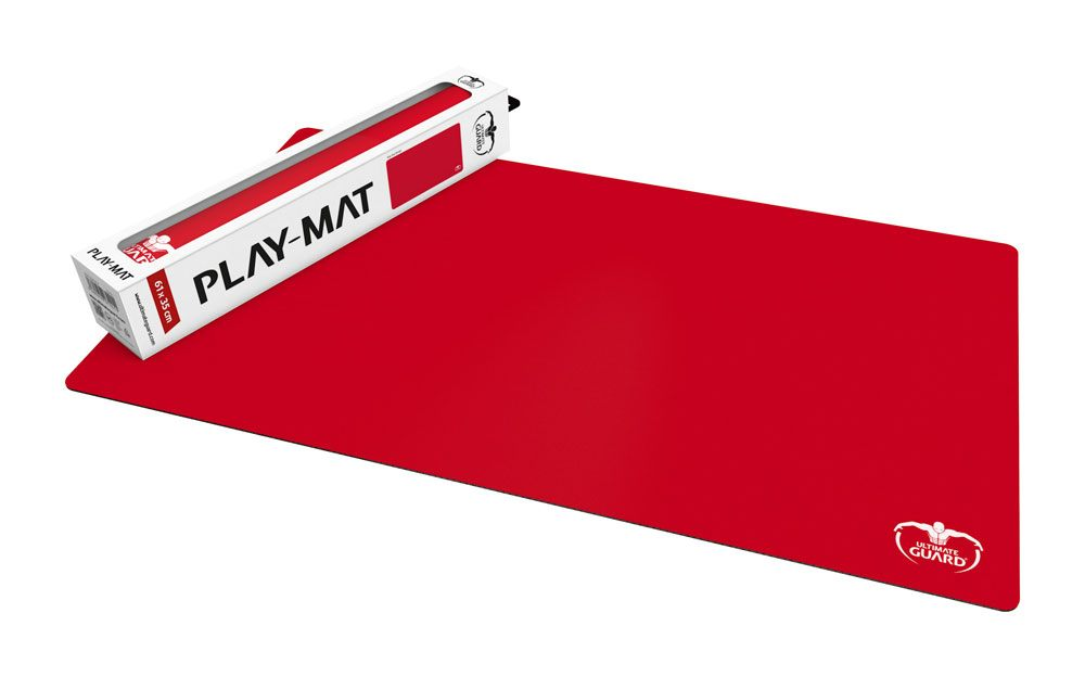 Ultimate Guard Play-Mat Monochrome 61 x 35 cm (Various Colours)
