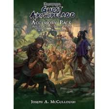 Frostgrave: Ghost Archipelago: Accessory Pack