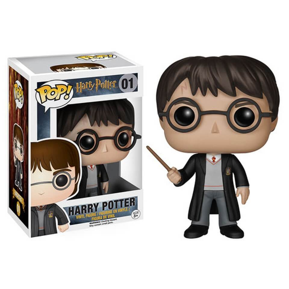 FUNKO POP! HARRY POTTER #91 HARRY POTTER (YULE BALL)