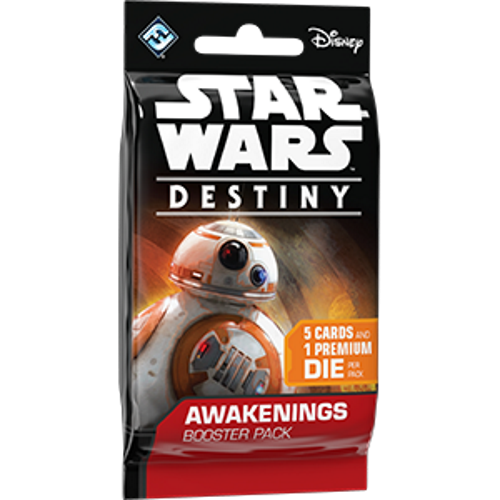 Star Wars Destiny Awakenings Booster