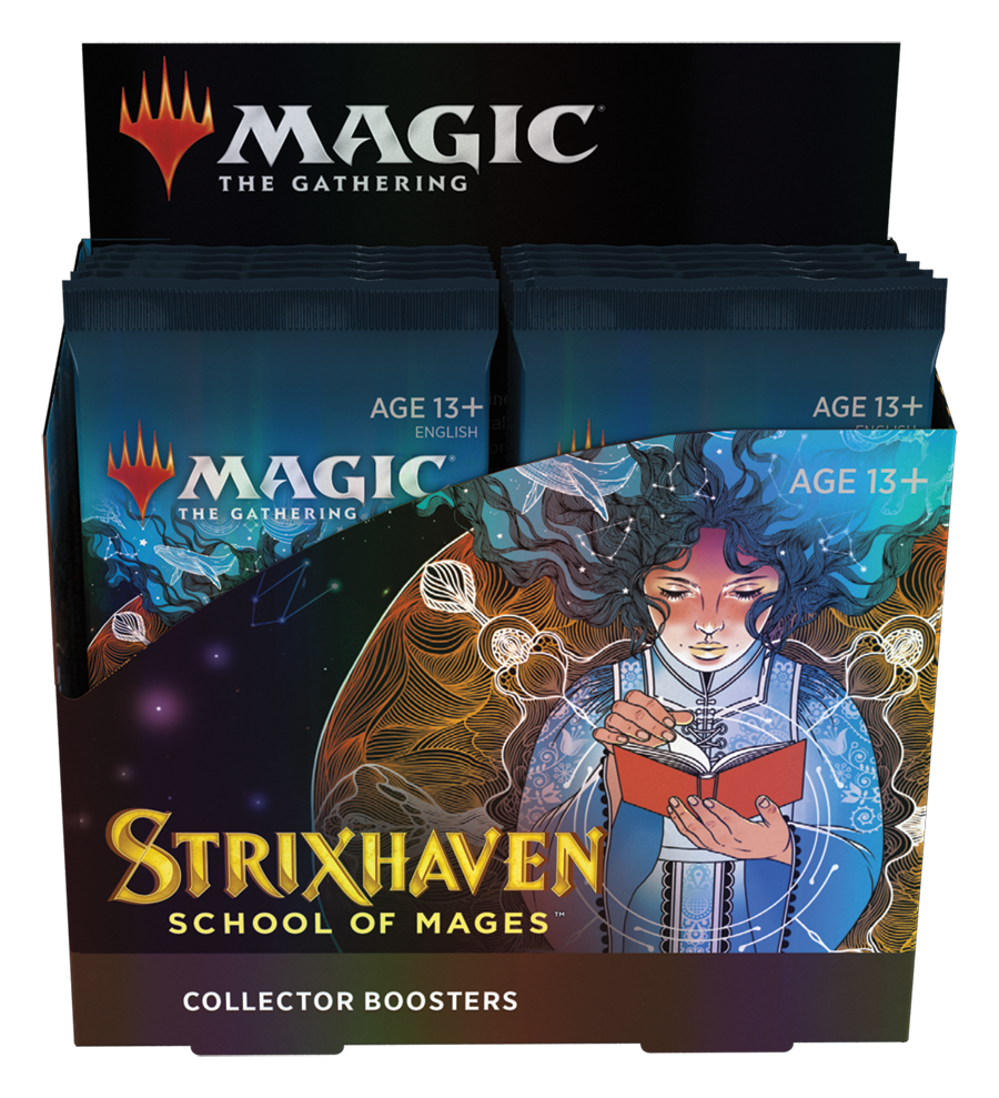 *Pre-Order* Strixhaven Collector Booster Box