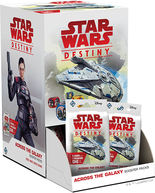 Star Wars Destiny Across the Galaxy