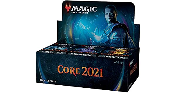 *PREORDER* Core Set 2021 Booster Box