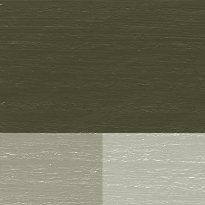 Linoljemaling Ardbeg green