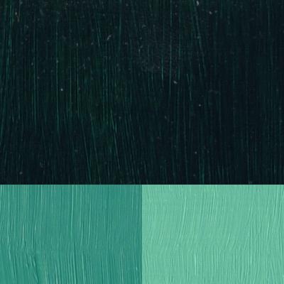 Kunst Olje Monastralgrønn