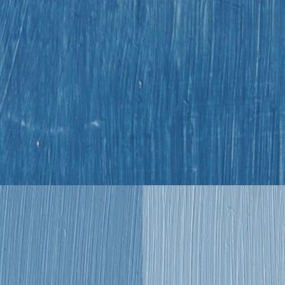 Kunst Olje Coelinblå