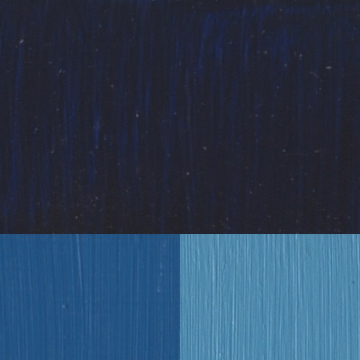 Kunst Olje Pariserblå
