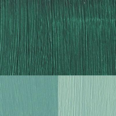 Kunst Olje Smaragdgrønn