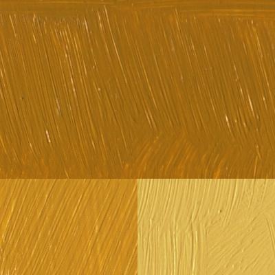Kunst Olje Jernoxidgul