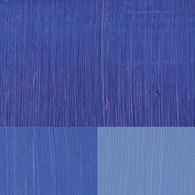Kunst Olje Koboltblå