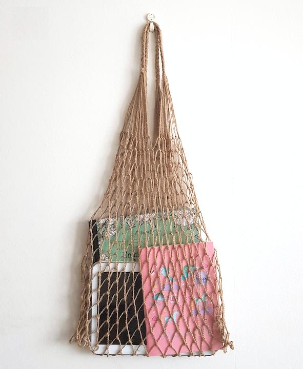Hemp, stringbag