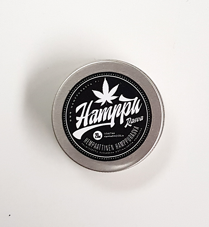 Hamppurasva 20ml