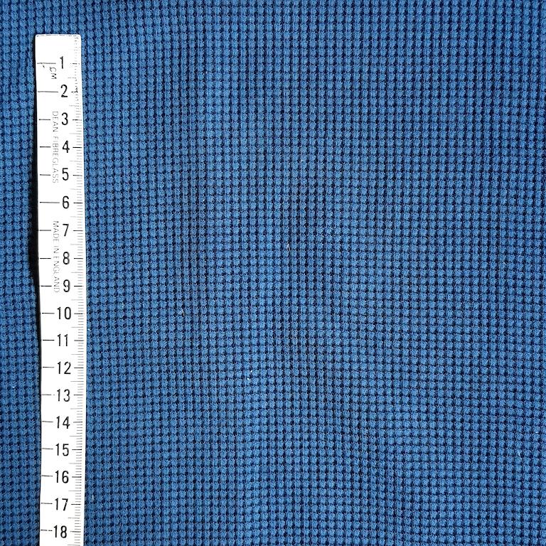 Kotimainen kangas, sininen