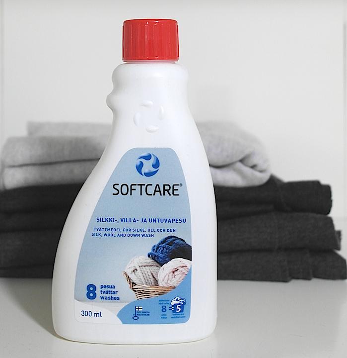 Villanpesuaine / Wool wash
