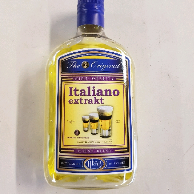 Italiano extrakt 50 ml plast