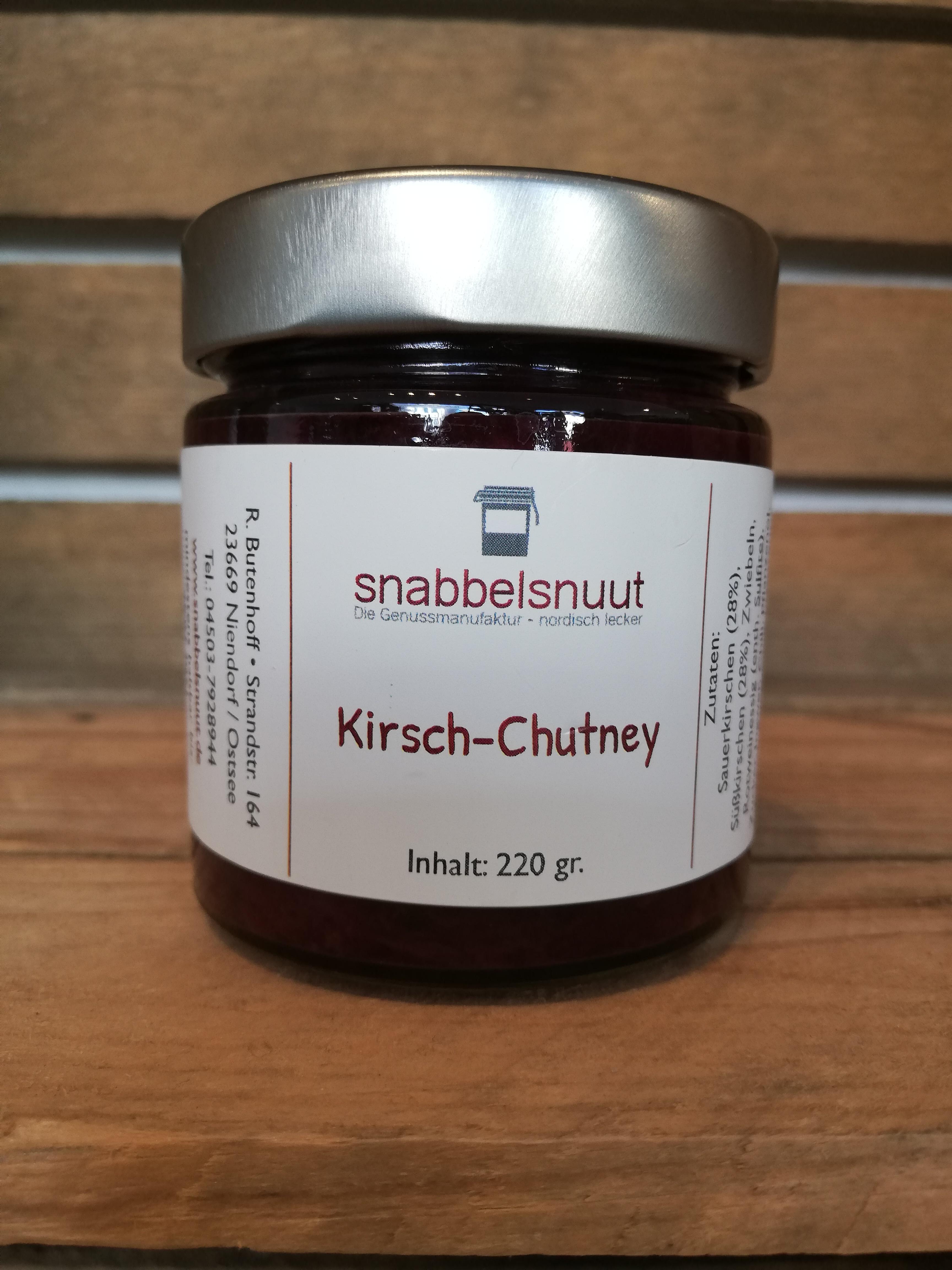 Kirsch Chutney