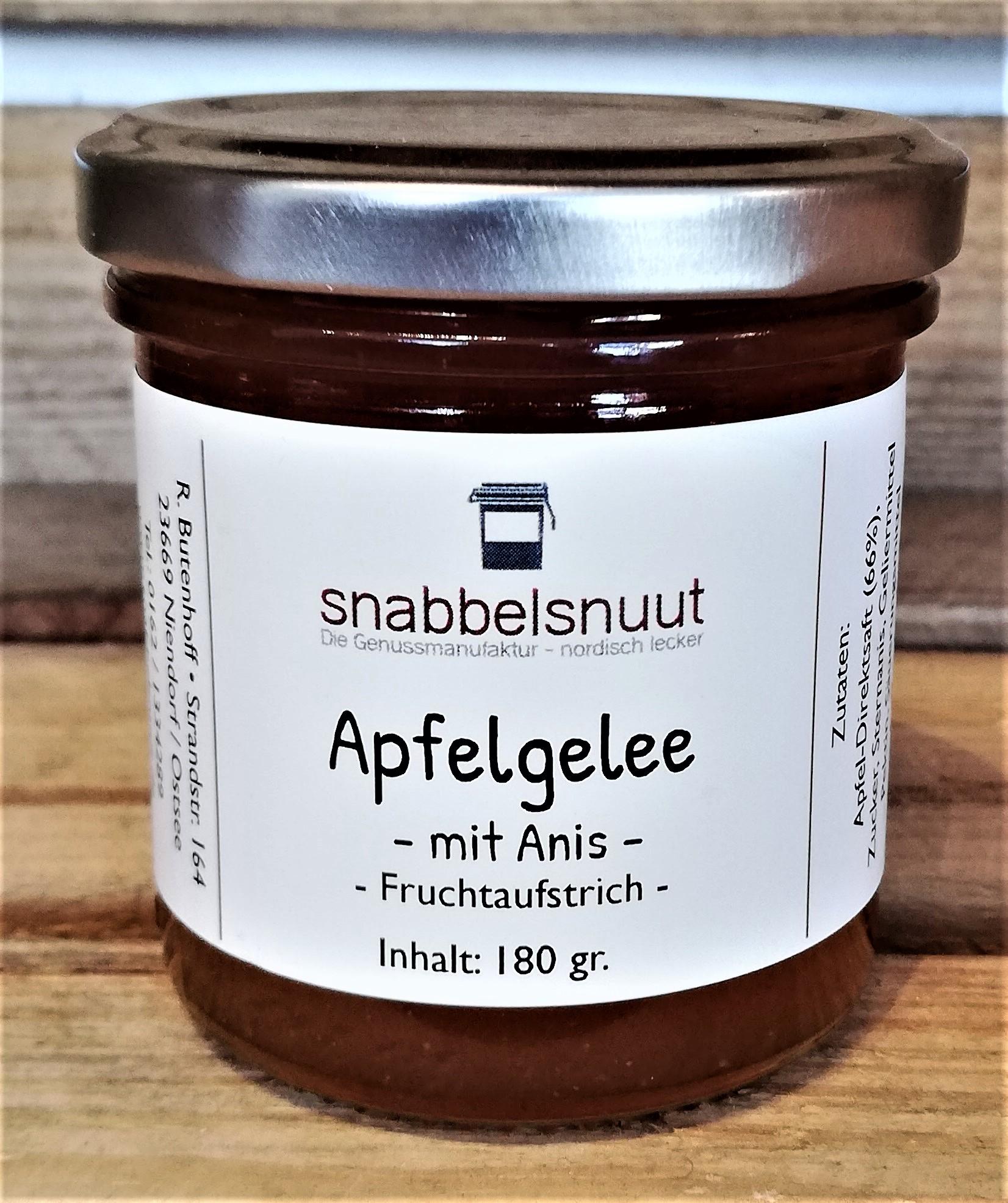 Apfel Anis