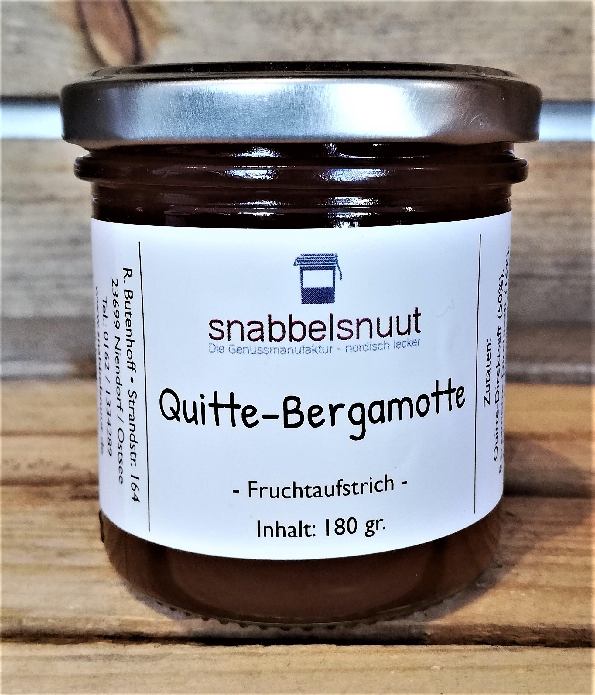 Quitte-Bergamotte