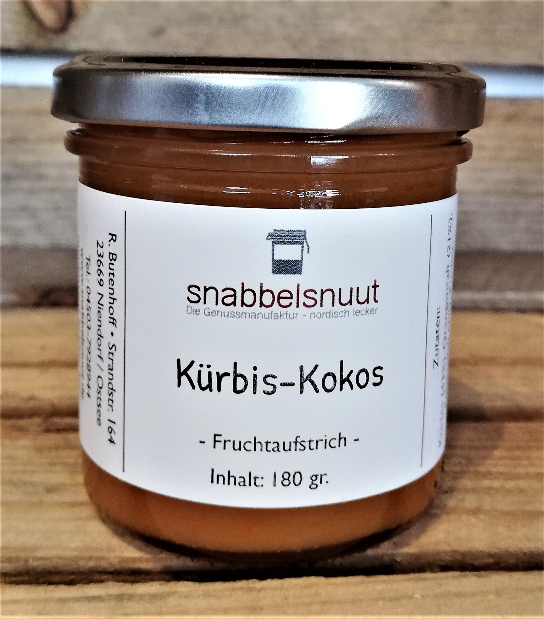 Kürbis-Kokos