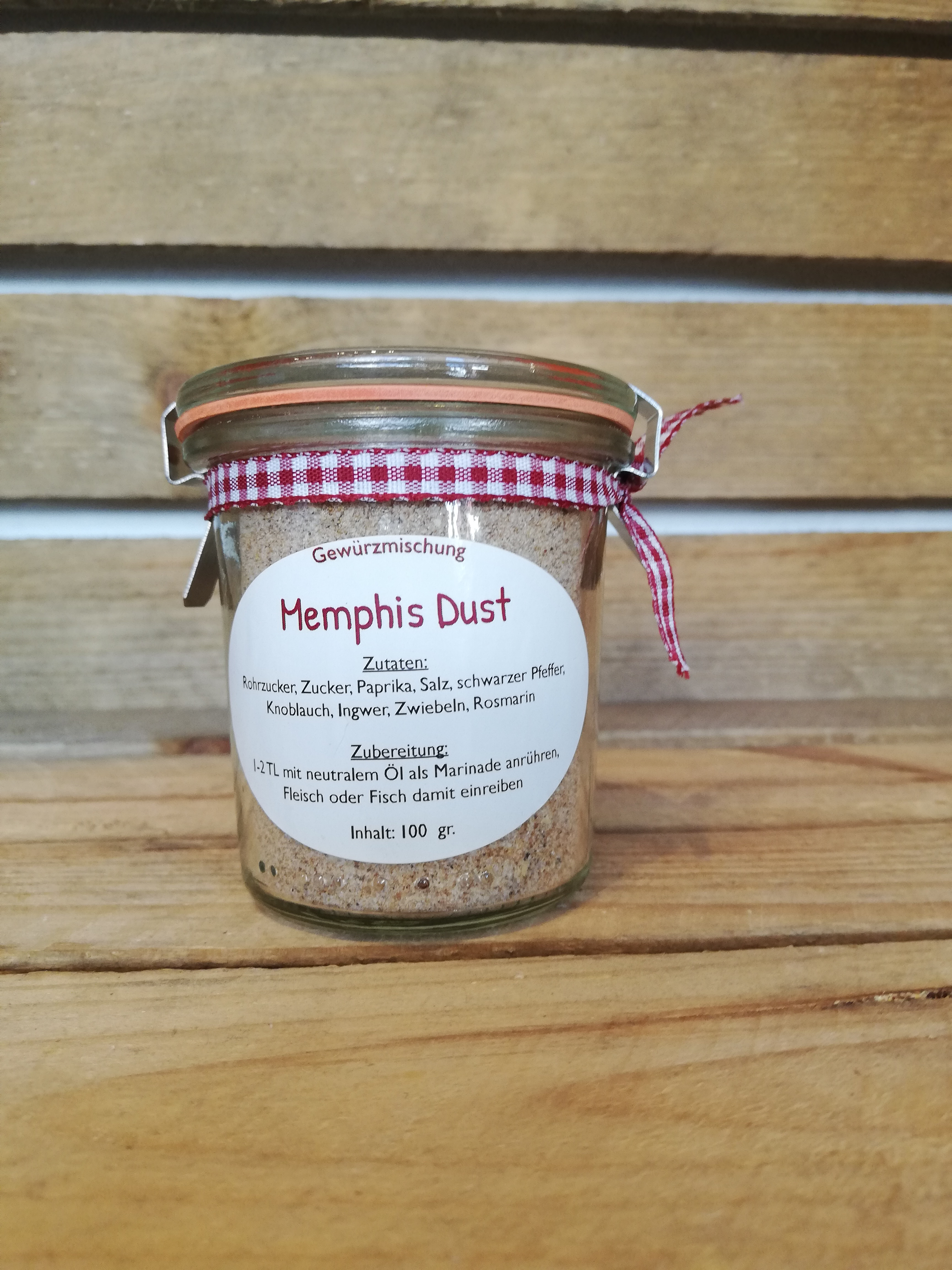 Memphis Dust