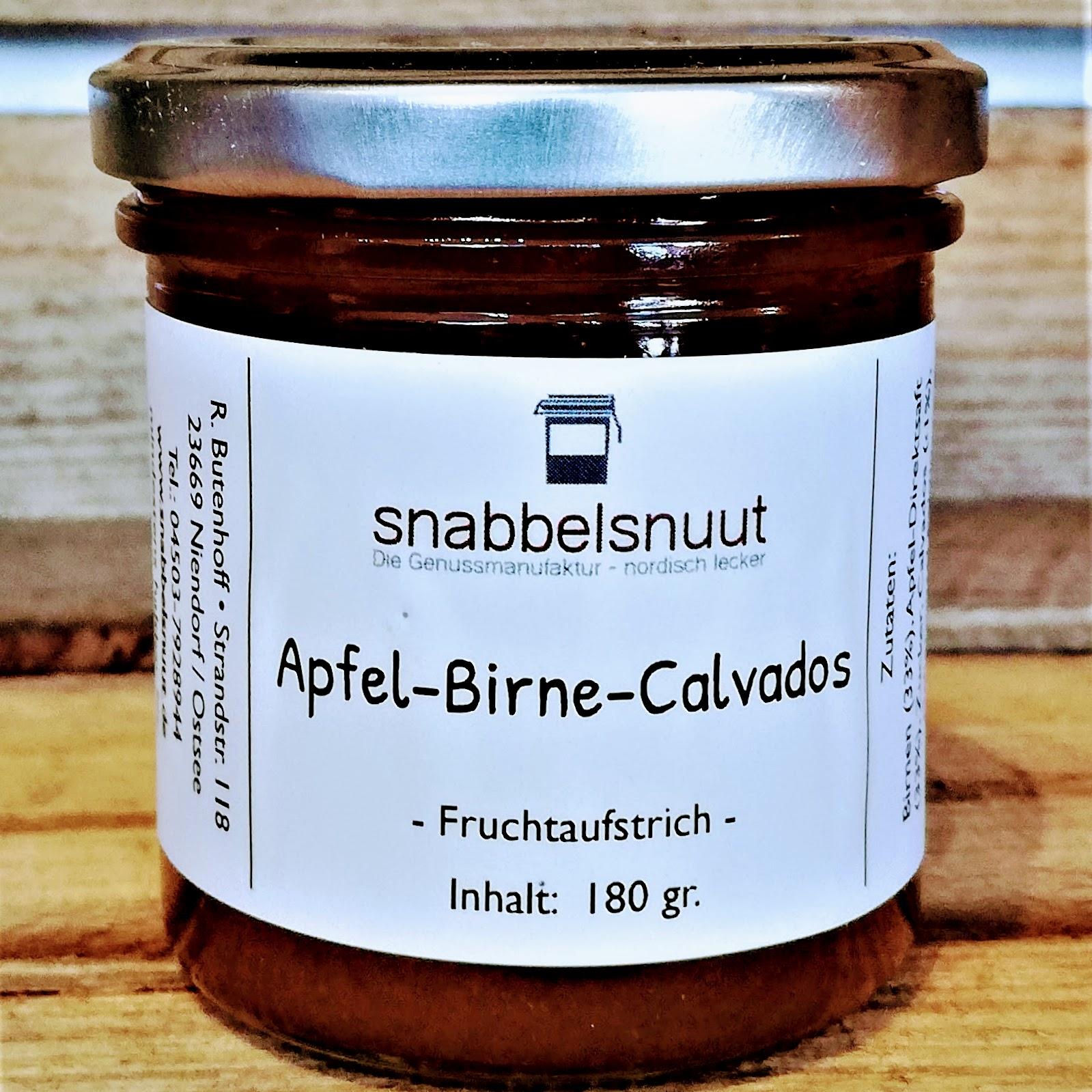 Apfel-Birne-Calvados