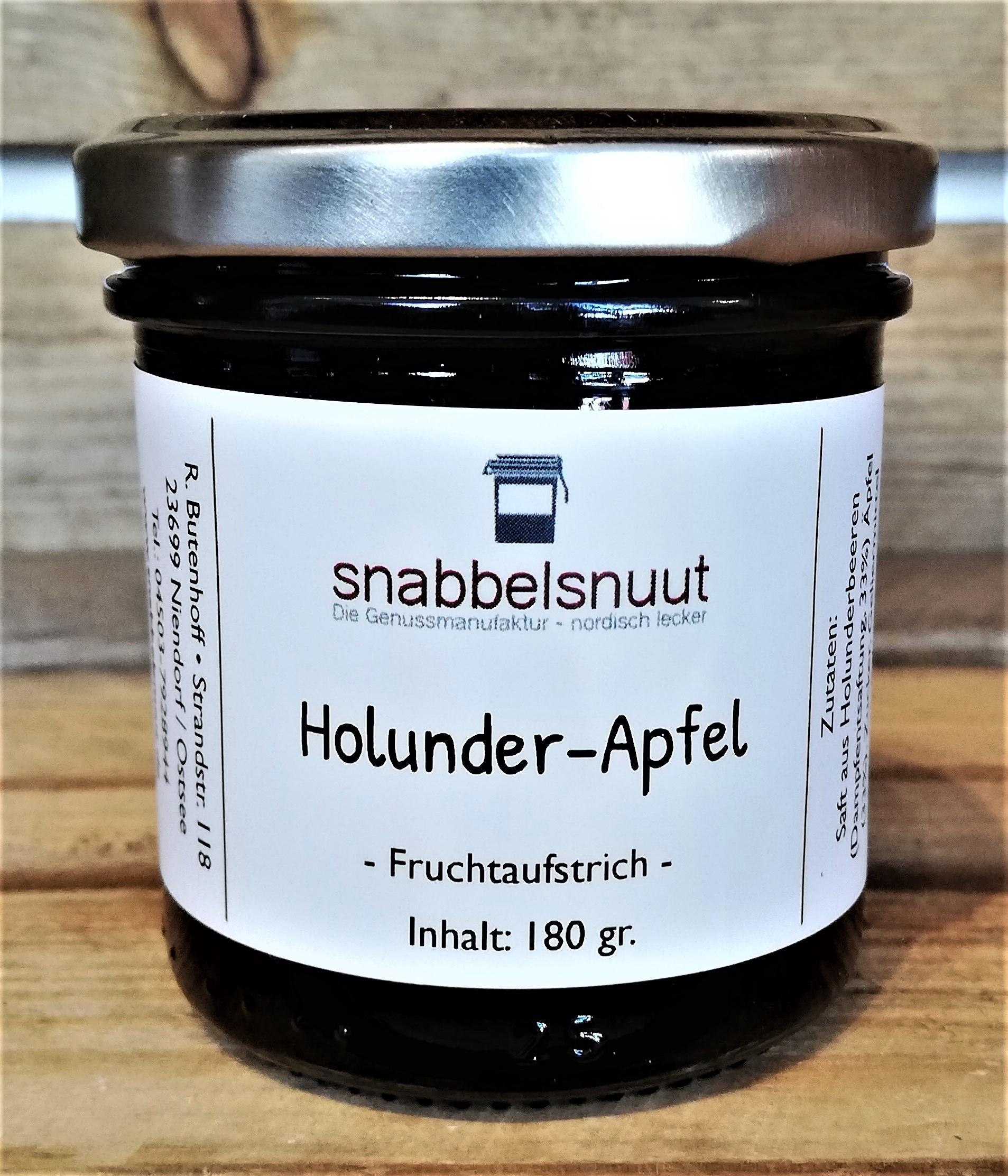 Holunder-Apfel